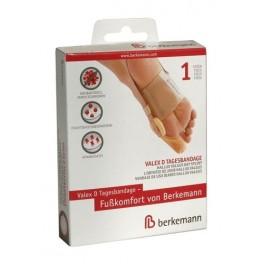 Berkemann Valex D Дневна  шина за корекция на кокалче на палеца